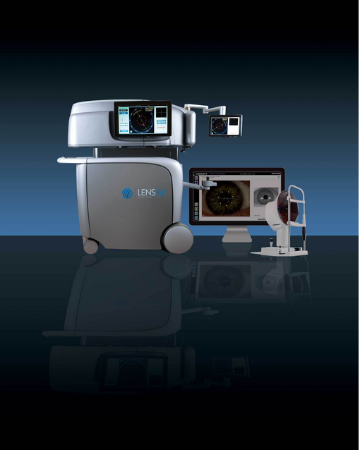 LENSAR Receives FDA Clearance of Five New Performance Application Upgrades to its LENSAR Laser System